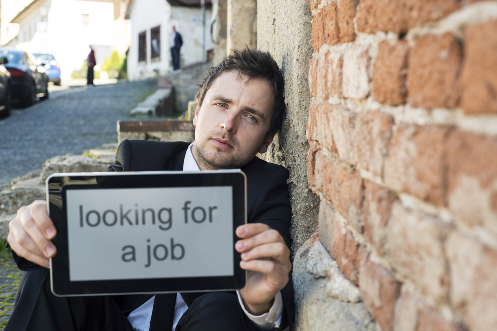 Unemployed and not getting hired?
