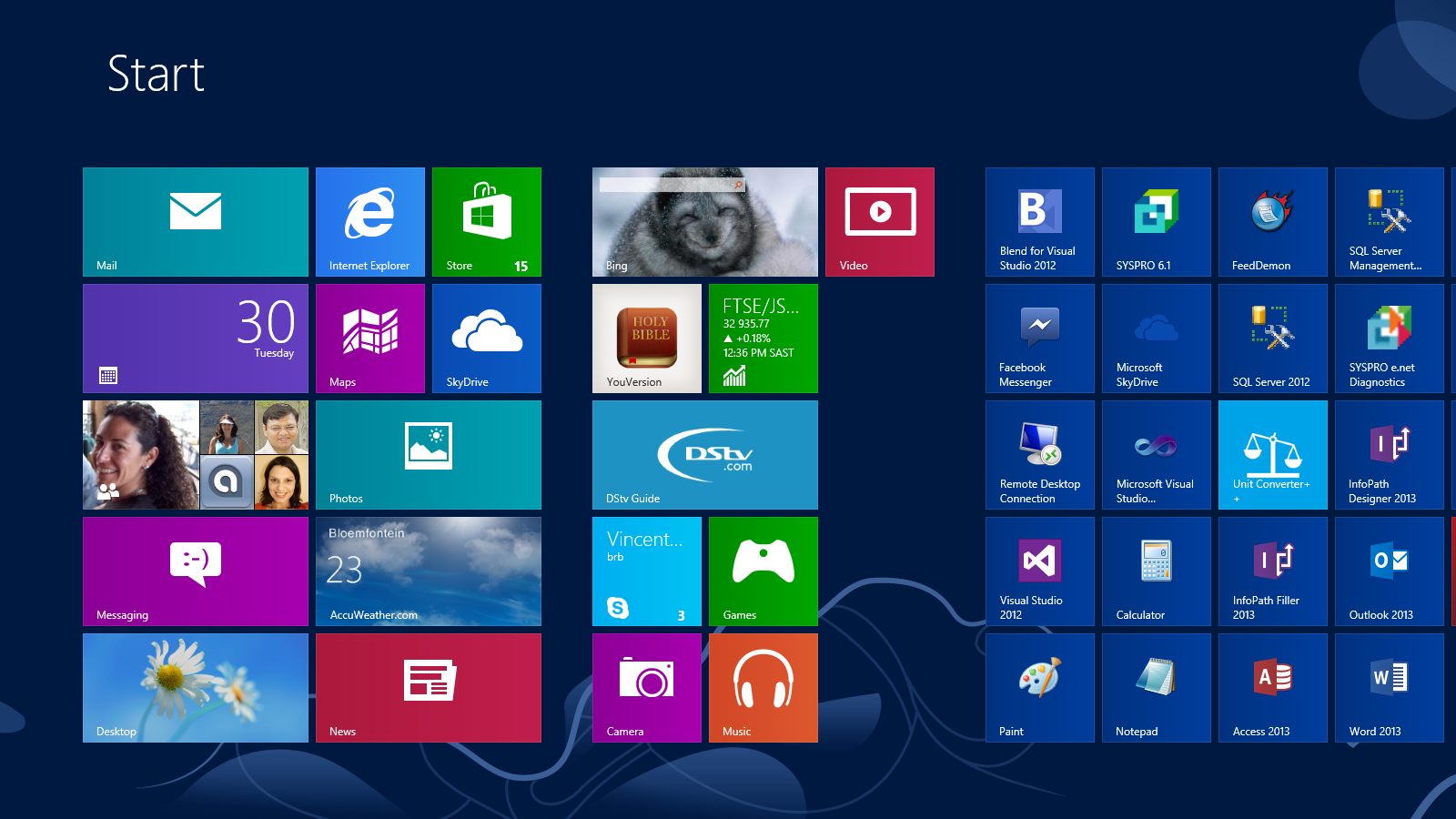 updated workstation requirements windows 8 desktop tiles metro